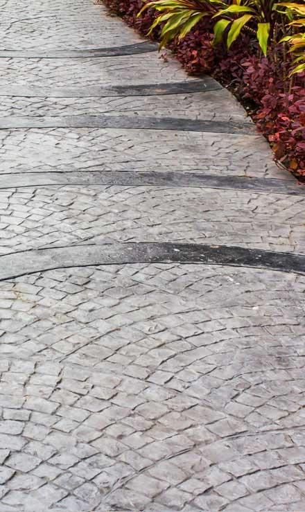 Harris Best Lawn Care LLC Decorative Concrete