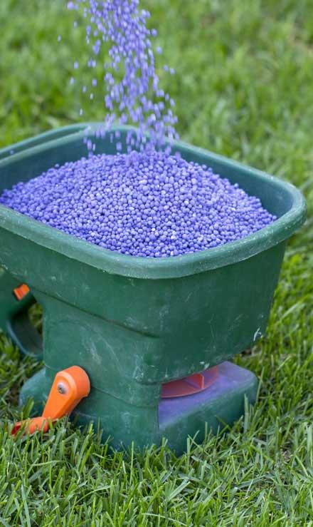 Harris Best Lawn Care LLC  Lawn Fertilization