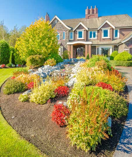 Harris Best Lawn Care LLC Landscape Design