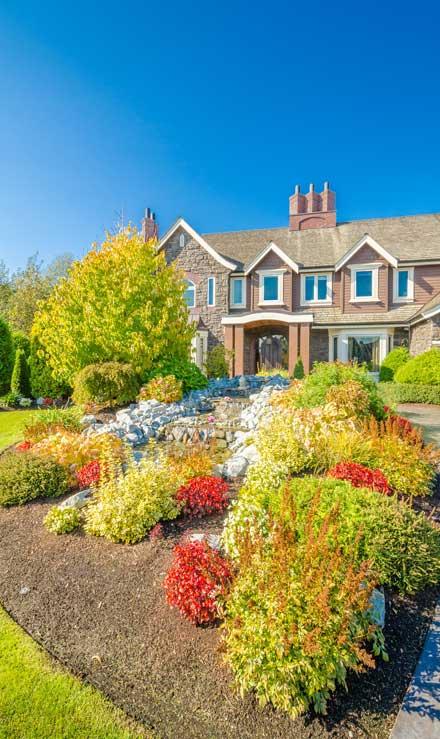 Harris Best Lawn Care LLC Landscape Design