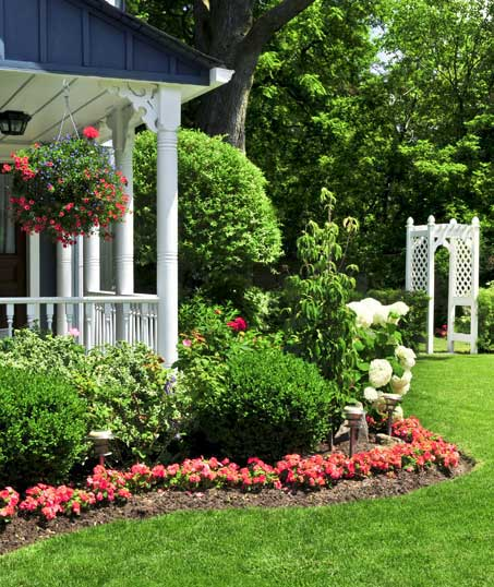 Harris Best Lawn Care LLC Residential Landscaping