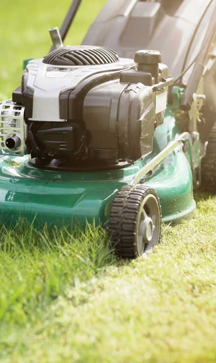 Harris Best Lawn Care LLC Residential Lawn Mowing